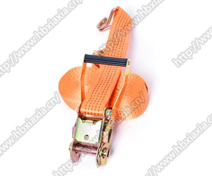 捆绑带织带的区别线与拉紧器